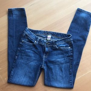 Candies  jeans size 7 juniors - skinny jeans